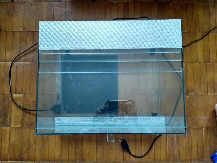 Термоковрик для эублефар и температура